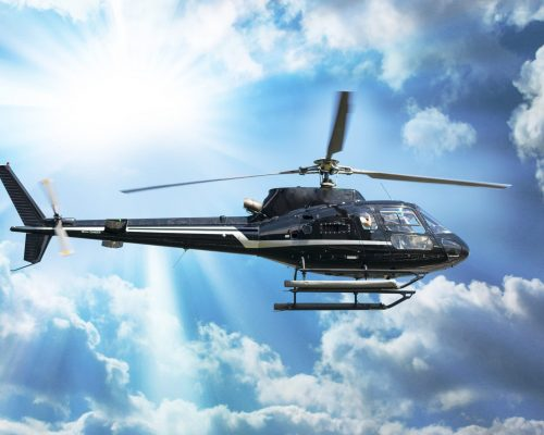 Helicopter,For,Sightseeing.